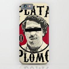 Plata O Plomo? Slim Case iPhone 6s