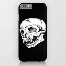 Skull Sketch Slim Case iPhone 6s