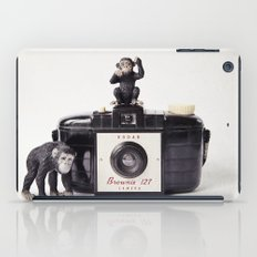 The Monkies and The Brownie iPad Case