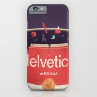 Helveti-soup iPhone 6 Slim Case