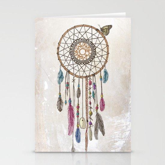 Lakota (Dream Catcher) Stationery Card