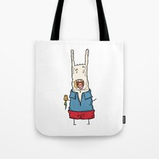 carrot (no bubble) Tote Bag