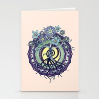 Tree of Knowledge Stationery Cards