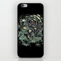 Welcome to the jungle. iPhone & iPod Skin