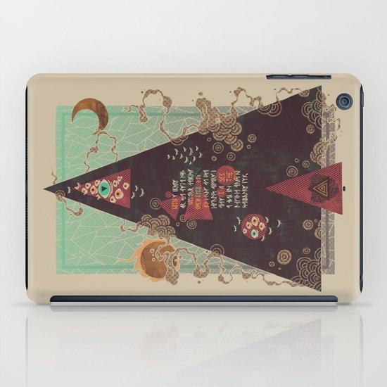 Coded iPad Case