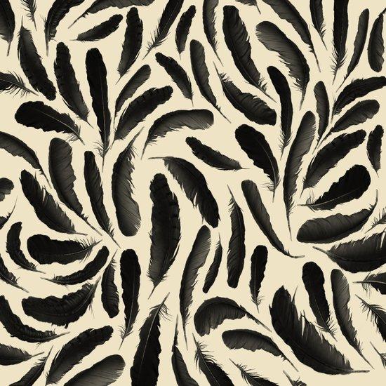 Tar & Feather Art Print