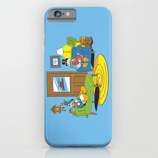 Quack Therapy iPhone & iPod Case