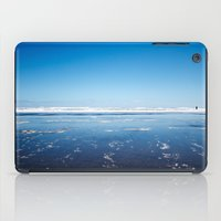 The end of the earth. iPad Case