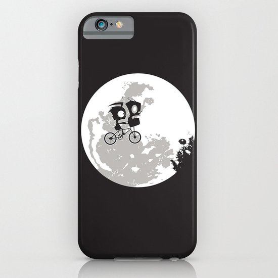 Dib and the E.T iPhone & iPod Case