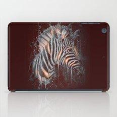 DARK ZEBRA iPad Case