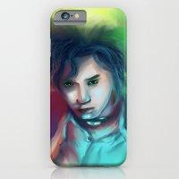 iPhone & iPod Case featuring Ando Masanobu - Battle Royale by maya kohl