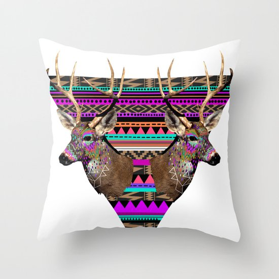 KEEPER OF MY SOUL▲ Throw Pillow