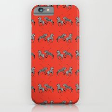 Pattern of The Royal Tenenbaums Slim Case iPhone 6s