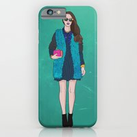 Touch of Pink iPhone 6 Slim Case
