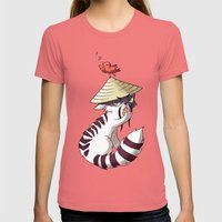 Soon 2 Womens Fitted Tee Pomegranate SMALL
