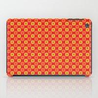 Happy Retro 8 iPad Case