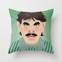 Big Neville Southall, Ev… Throw Pillow