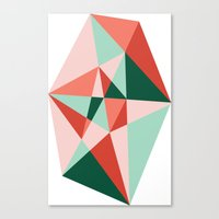 Gem Canvas Print