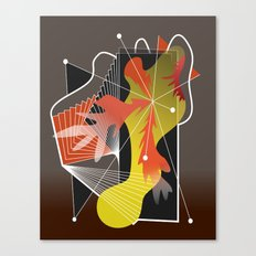Abstract Design 7752 Canvas Print