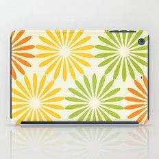 Zesty Burst iPad Case