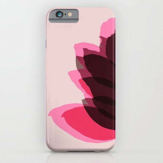 Blossom Pink iPhone & iPod Case