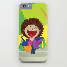 Inspired on my mom, when she just can't stop laughing!   iPhone 6s Slim Case