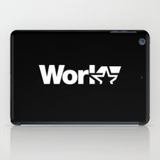 Work iPad Case