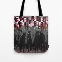 Year Of The Snake: Blazi… Tote Bag
