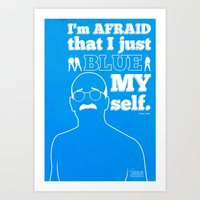 Arrested Development Tob… Art Print