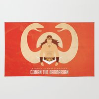 SON OF CROM Rug