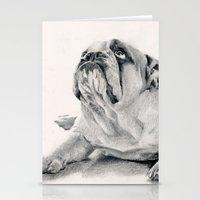 iPug Stationery Cards