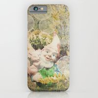 iPhone & iPod Case featuring Dans mon jardin by Celine Bellini