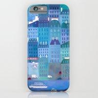 Paris Blues iPhone 6 Slim Case