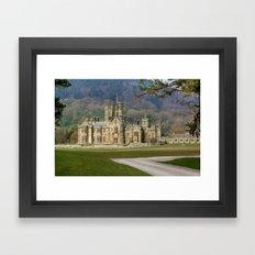 Margam Castle Framed Art Print