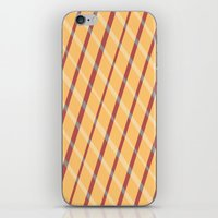 Pitter Pattern 1 iPhone & iPod Skin