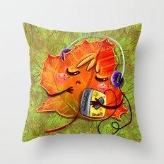 fall season Throw Pillow