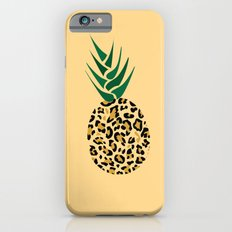Leopard Pineapple Picture Slim Case iPhone 6s