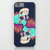 Skull Redux iPhone 6 Slim Case