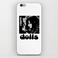 Otaku dolls iPhone & iPod Skin