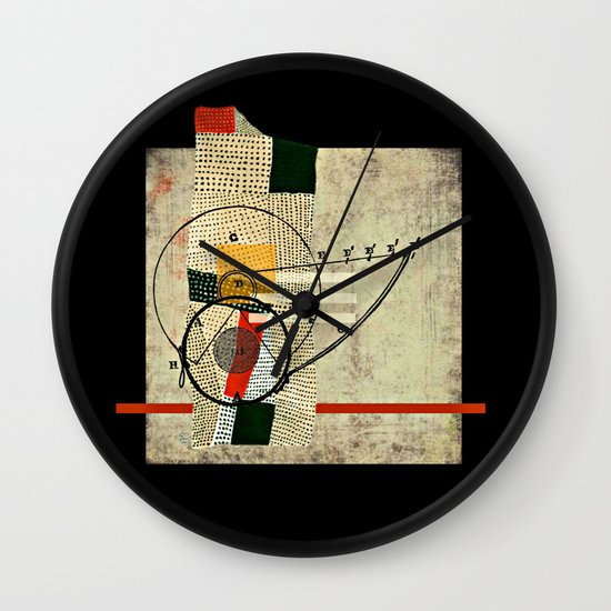 CDb Wall Clock