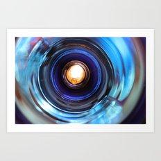 Saturn I Art Print