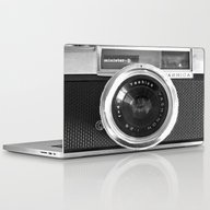 Camera Laptop & iPad Skin