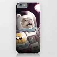 The Comet - Time for adventure in space iPhone 6 Slim Case
