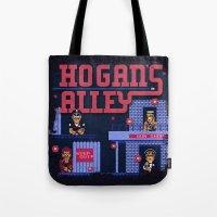 Hogan's Alley Tote Bag