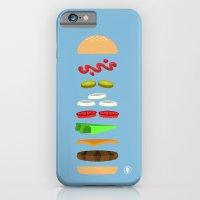 Chz Brgr iPhone 6 Slim Case