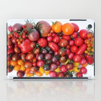 TOMATOES ARE RED iPad Case