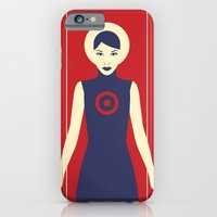 Isolde Red iPhone 6 Slim Case