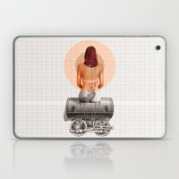 Traveling with loneliness Laptop & iPad Skin