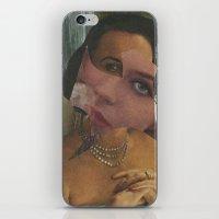 Zirconia iPhone & iPod Skin