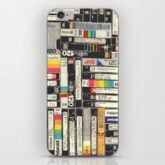 VHS iPhone & iPod Skin